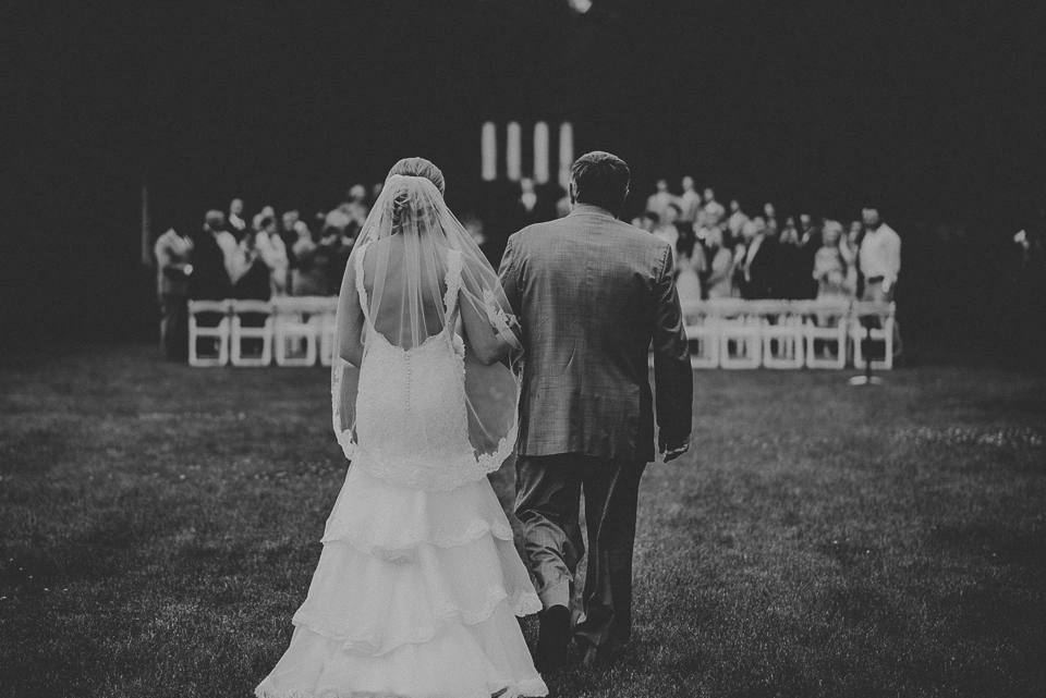 23 black and white wedding photos