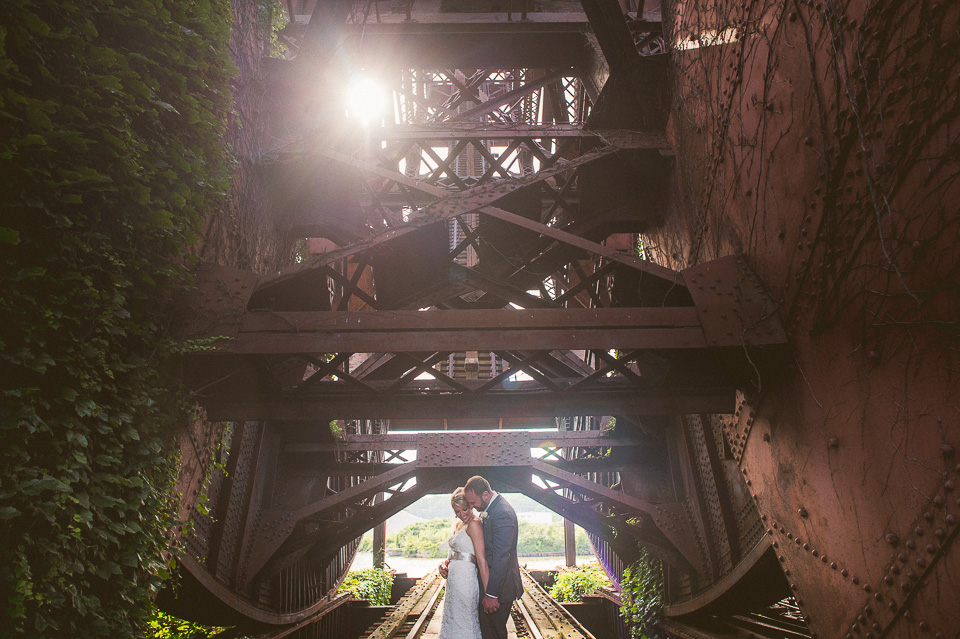 Wedding at Windows on the River in Cleveland // Kelly + Mike