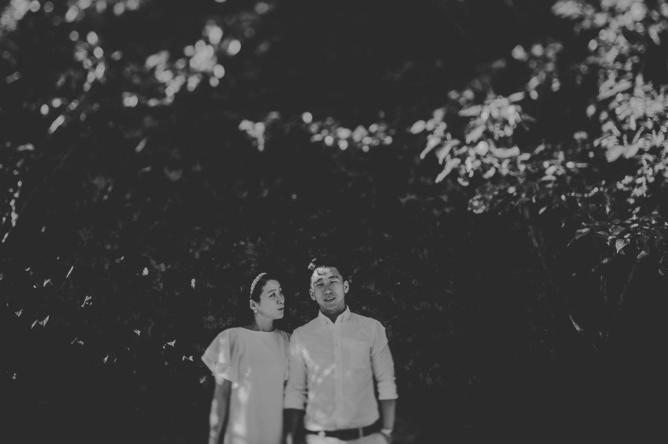 06 black and white engagement photos