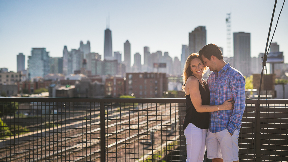 11 best chicago engagement photographer - Lauren + Ryan // Engagement Session in Chicago