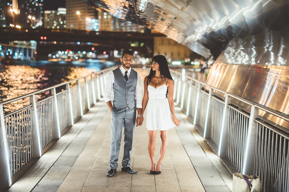 12 chicago engagement photos