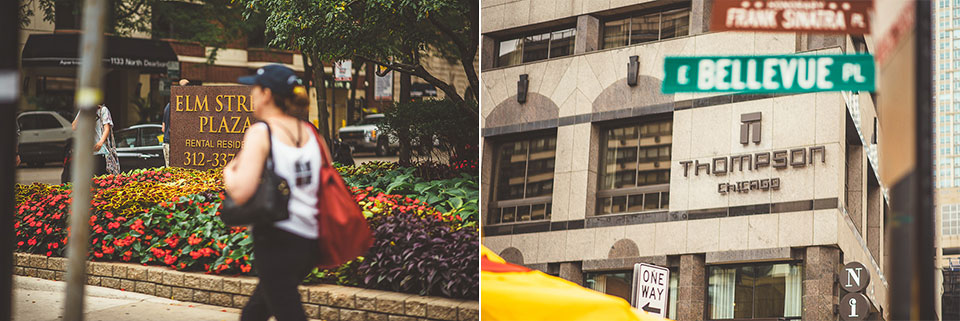 01 chicago streets - Jay + Callie // Downtown Chicago Wedding Photographer