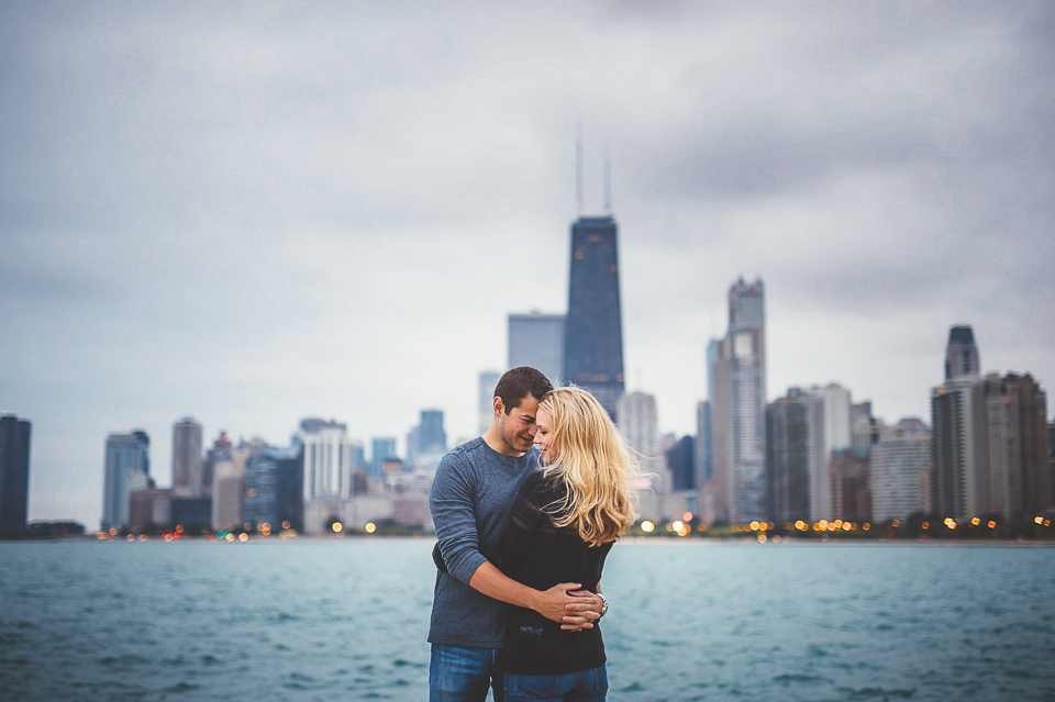 02 chicago skyline engagement
