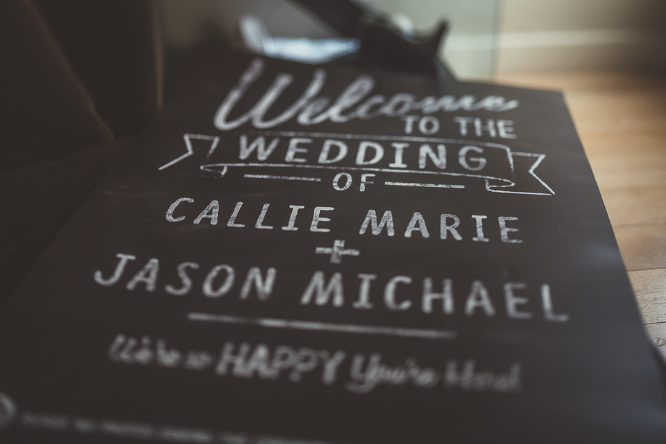 07 cool sign - Jay + Callie // Downtown Chicago Wedding Photographer