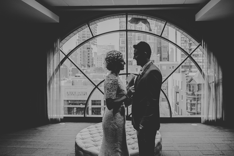 43 black and white wedding portraits