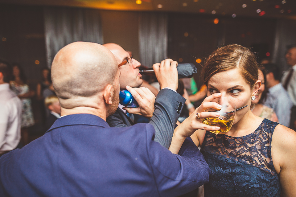 60 fun drinking at reception