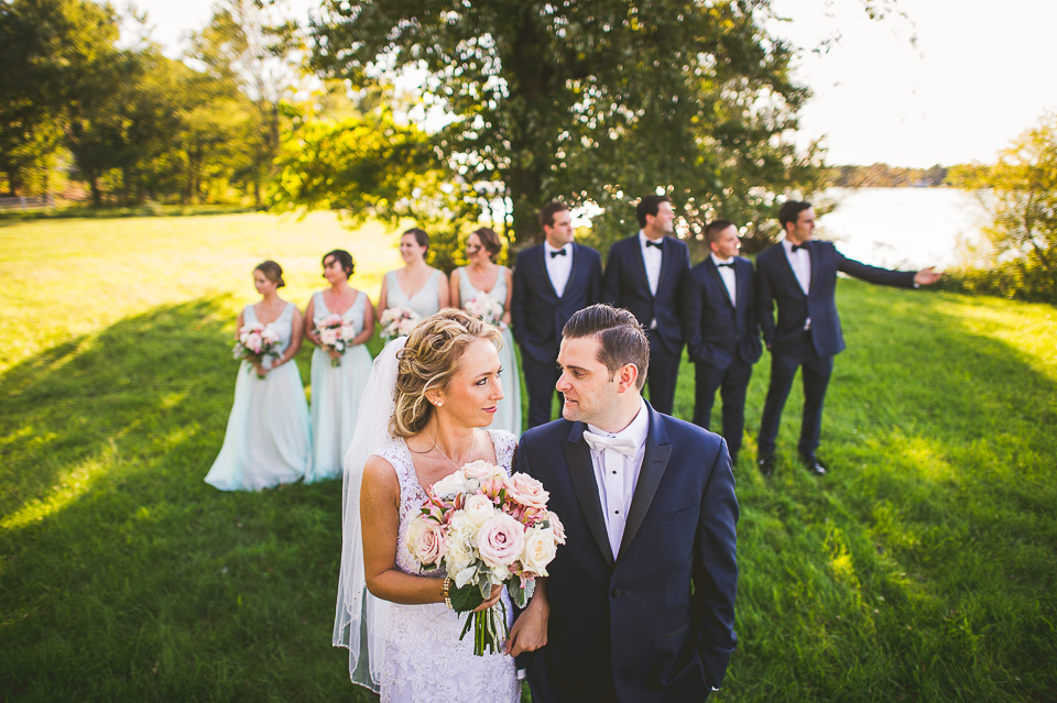 47 bridal party portraits