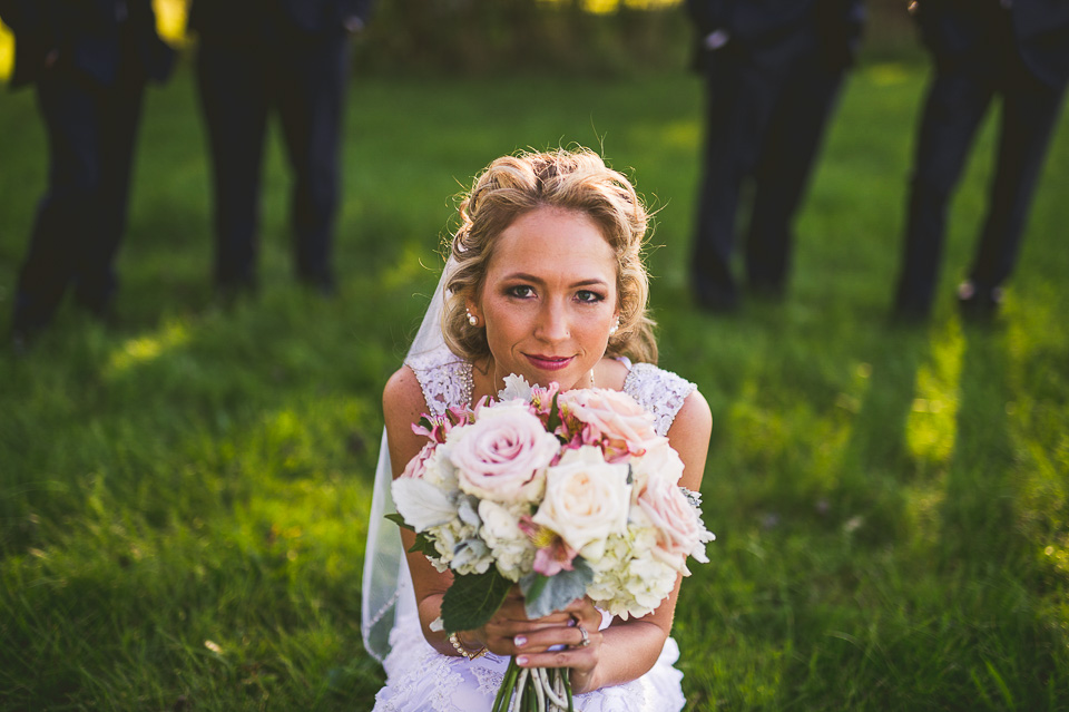 48 creative bride portrait