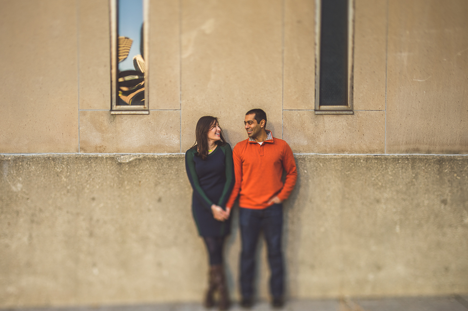 11 tilt shift engagement photos