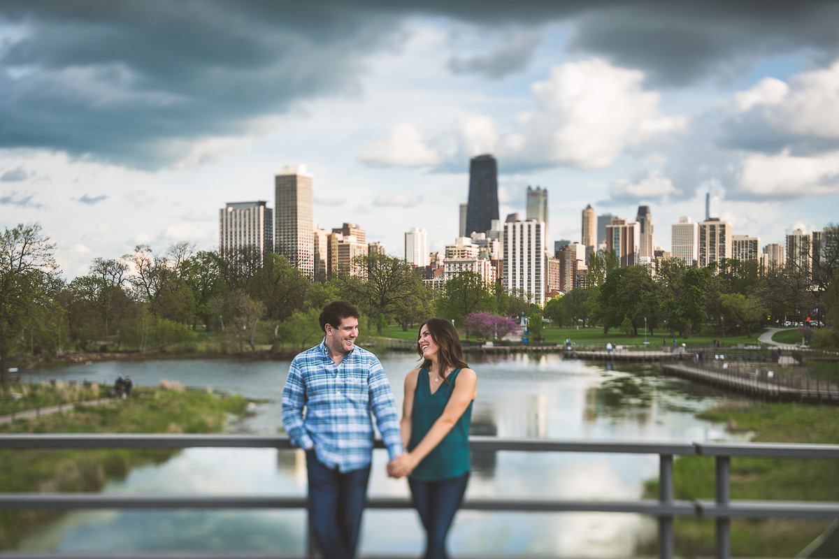02 lincoln park engagement photos