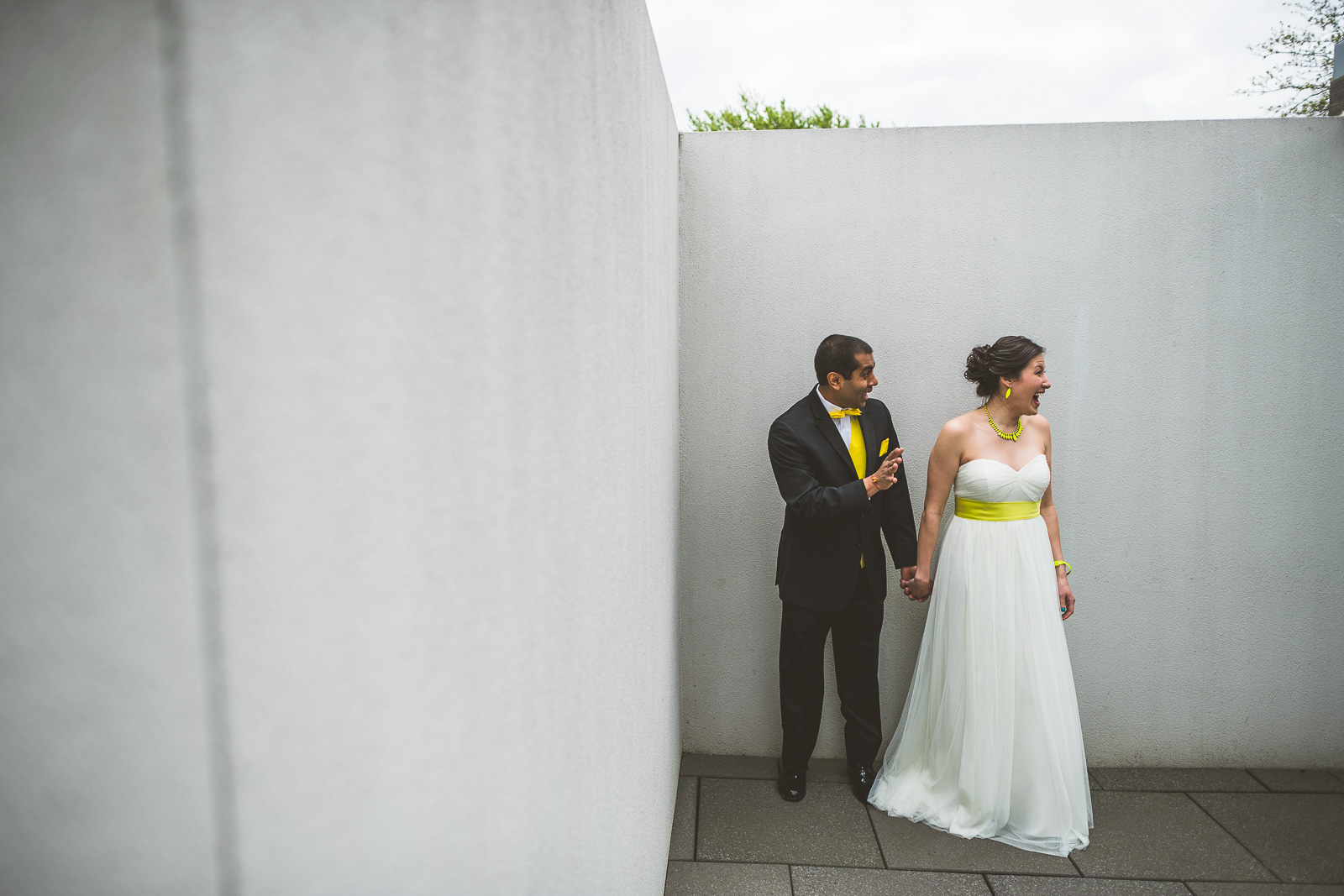 42 bride and groom photos - Jackie + Raj // Chicago Wedding Photography at Floating World Gallery