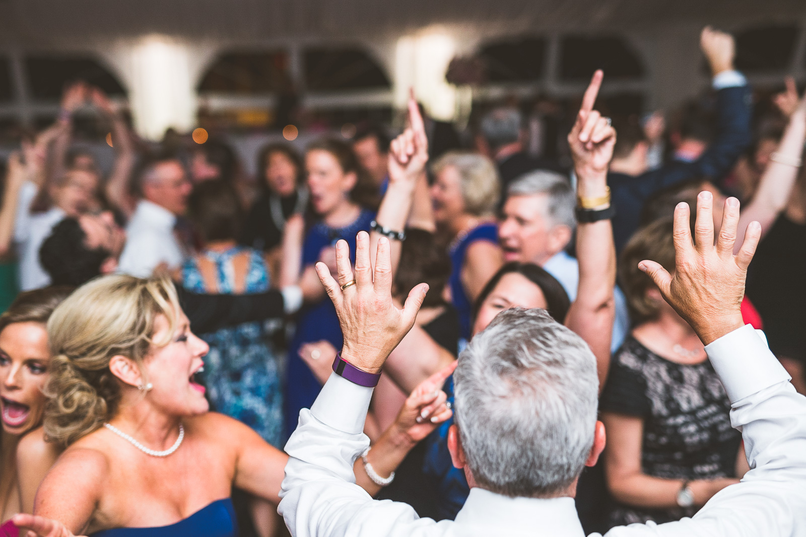 80 dancing - Kristina + Dave // Wedding Photographer in Chicago