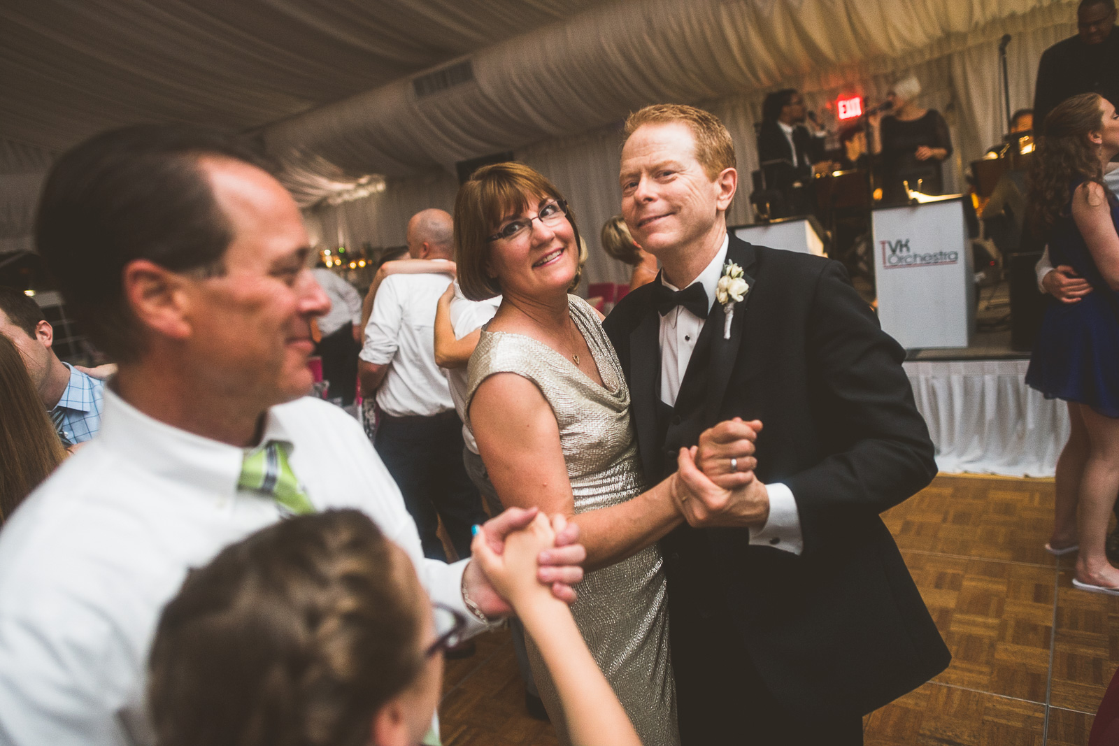 88 parents of bride dancing