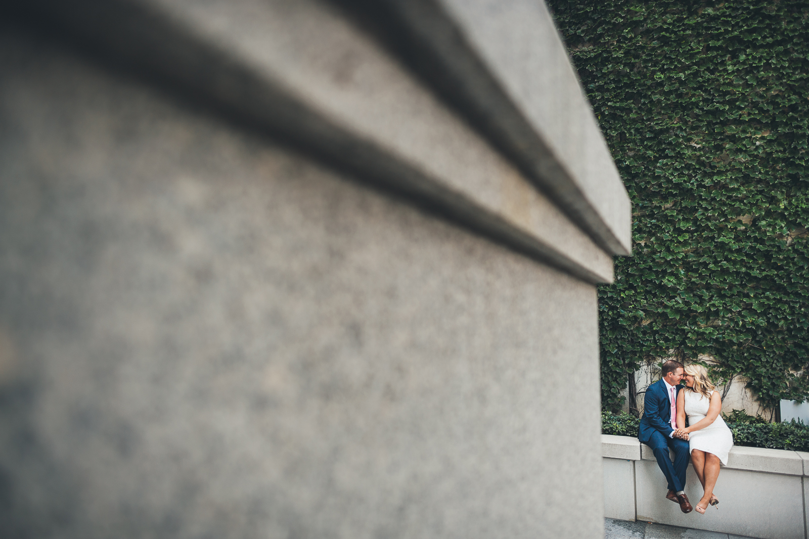 10 creative engagement photos in chicago loop