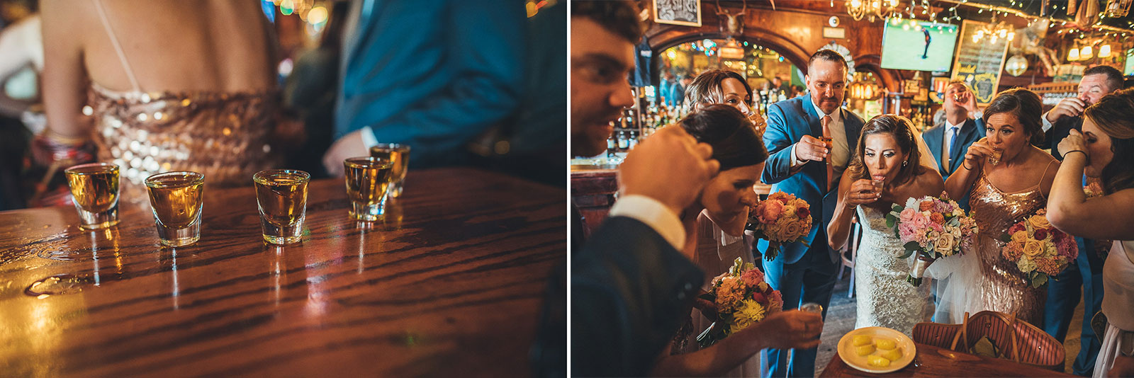 21 shots - Natalie + Alan // Chicago Wedding Photographer at Cafe Brauer