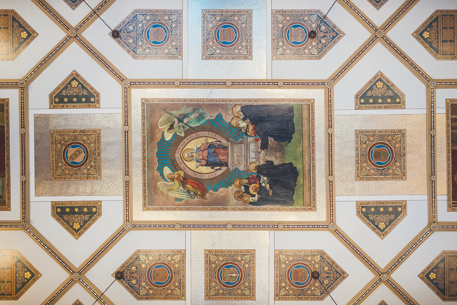 23 church ceiling in chicago
