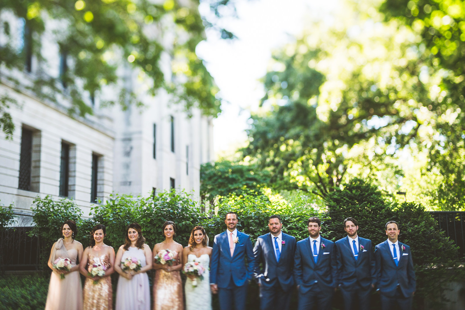 26 bridal party