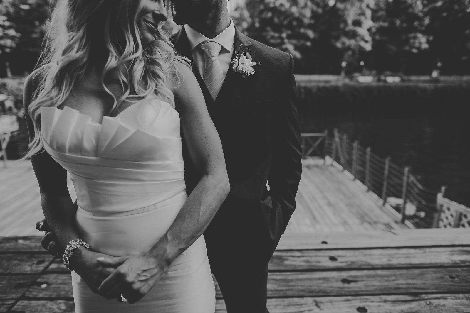40 black and white wedding photos