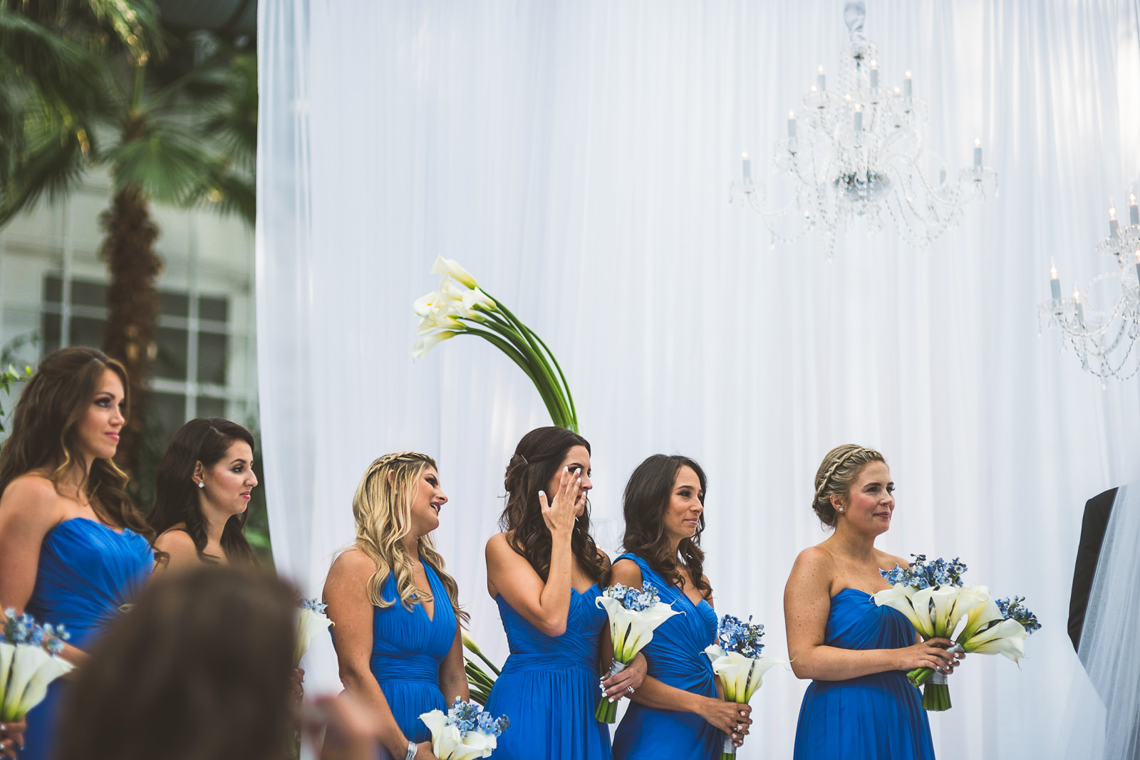 57 bridesmaids crying