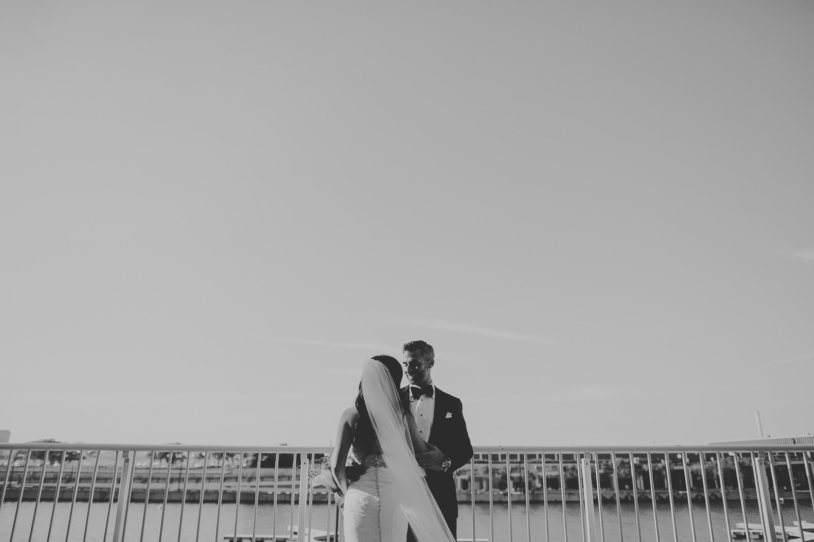 74 black and white wedding photos