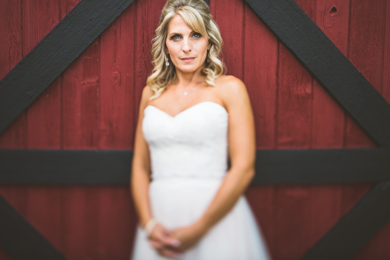 10 bridal portrait - Karen + Scott // Fishermens Inn Wedding Photographer Elburn Illinois