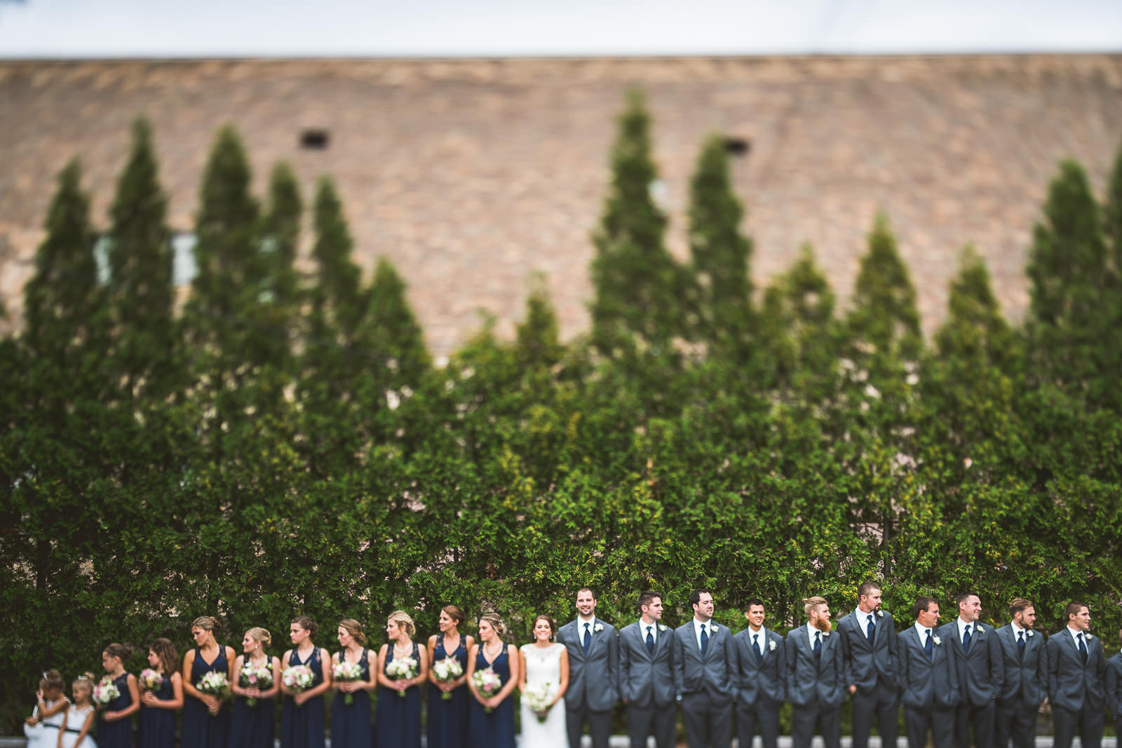 45 bridal party photos
