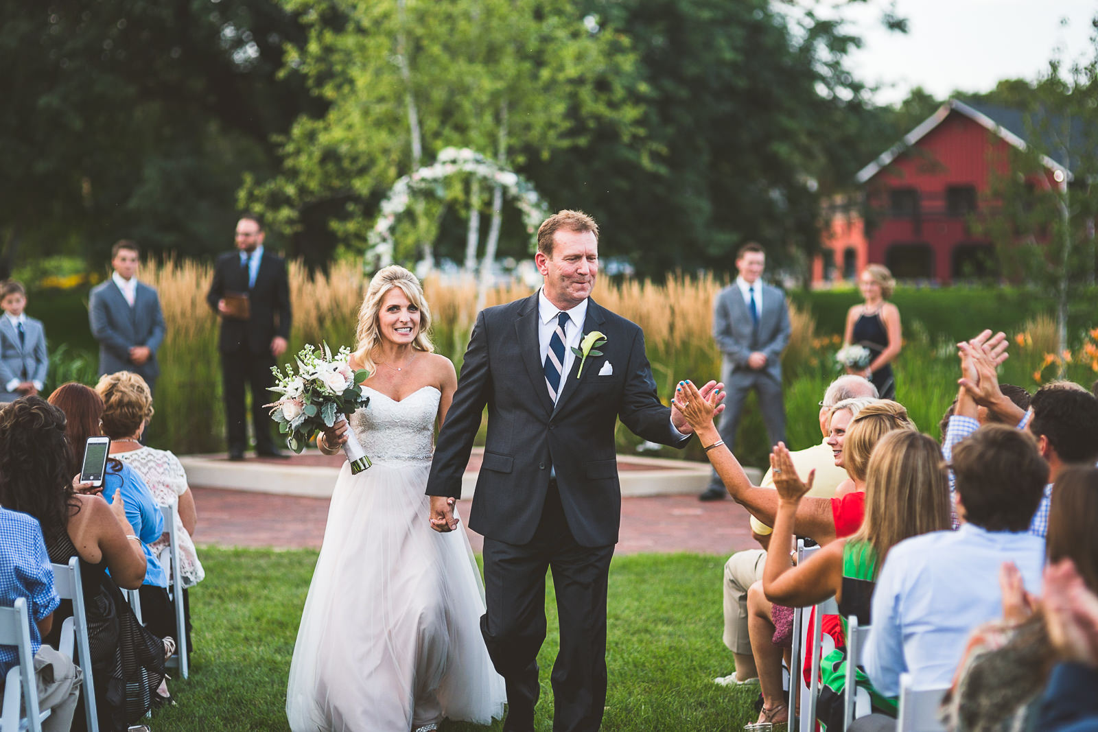 Karen + Scott // Fishermens Inn Wedding Photographer Elburn Illinois