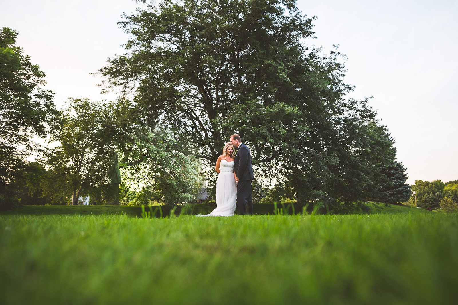 48 wedding photos at fishermans inn - Karen + Scott // Fishermens Inn Wedding Photographer Elburn Illinois