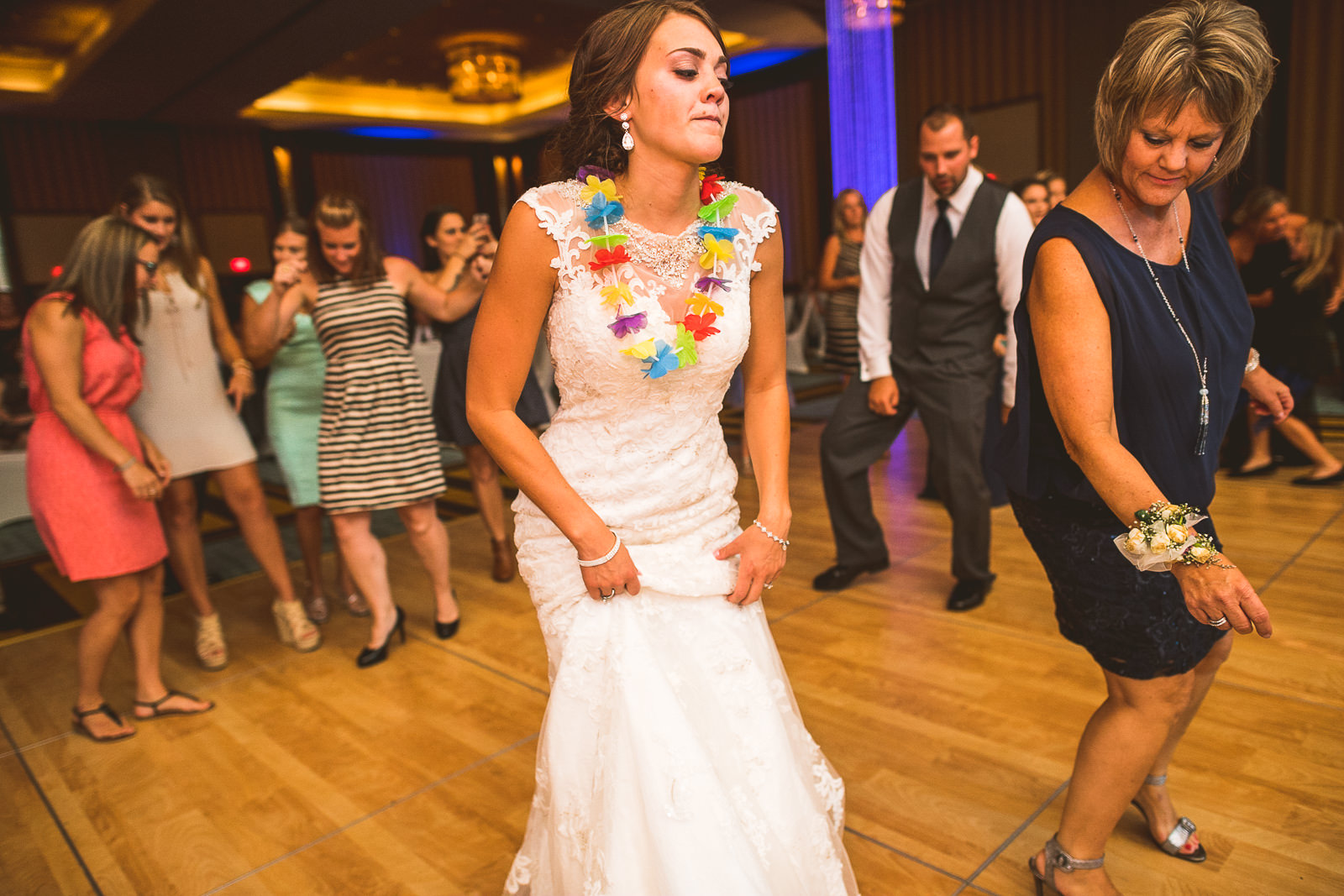 60 bride dancing - Brittany + Jeff // Indiana Wedding Photogrpahy