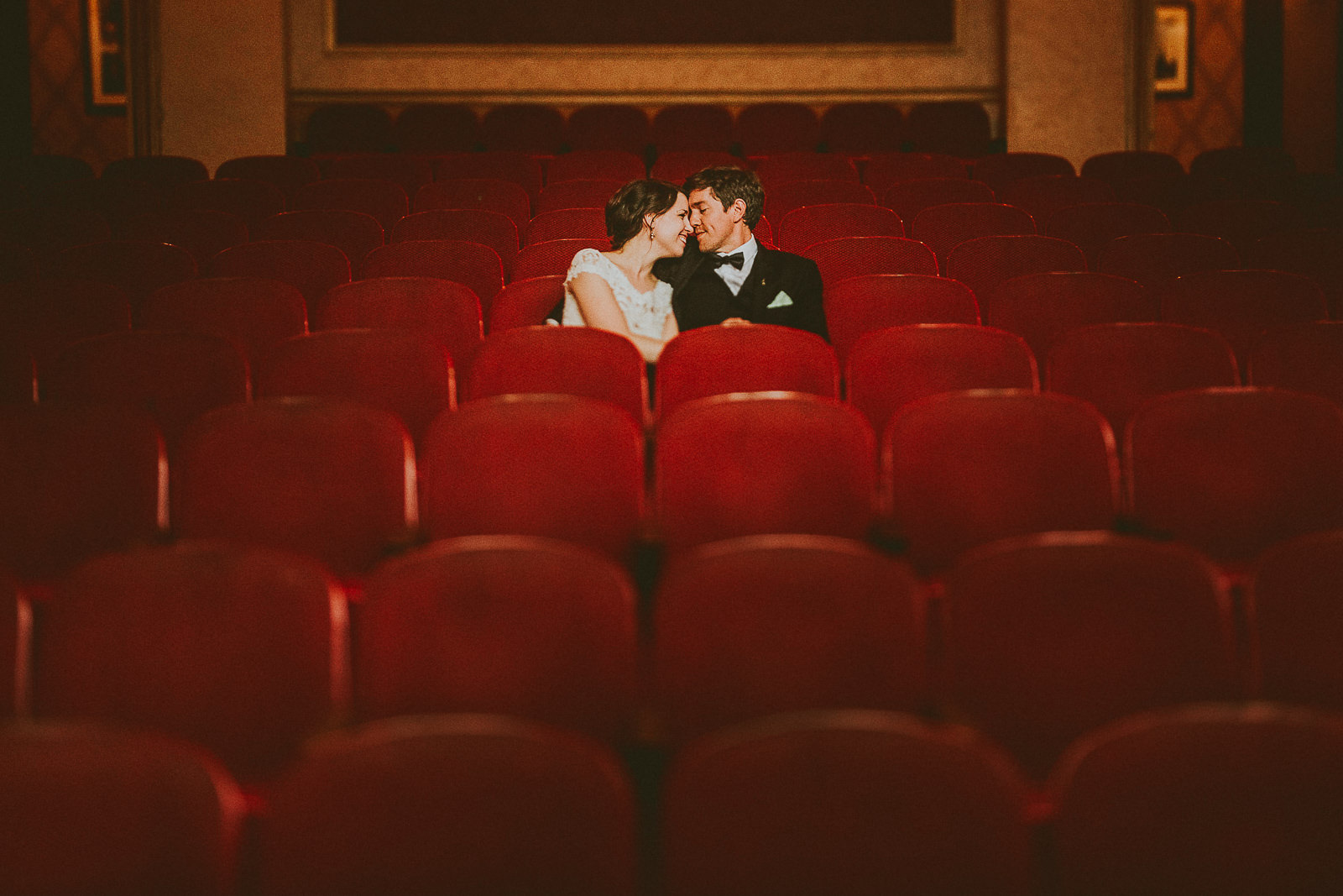 Megan + Jon // Orpheum Wedding Photography in Madison