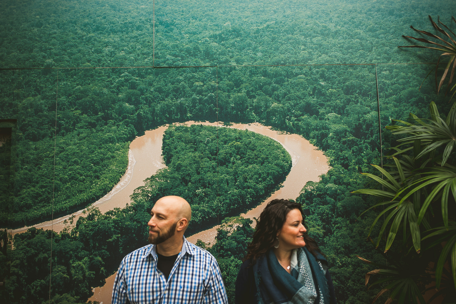 01 fun engagement photos in the amazon