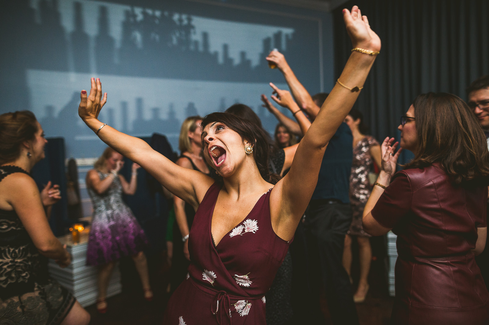 49 chicago wedding photography violet hour party venue - Chicago Wedding Photographers // Christine + Shane