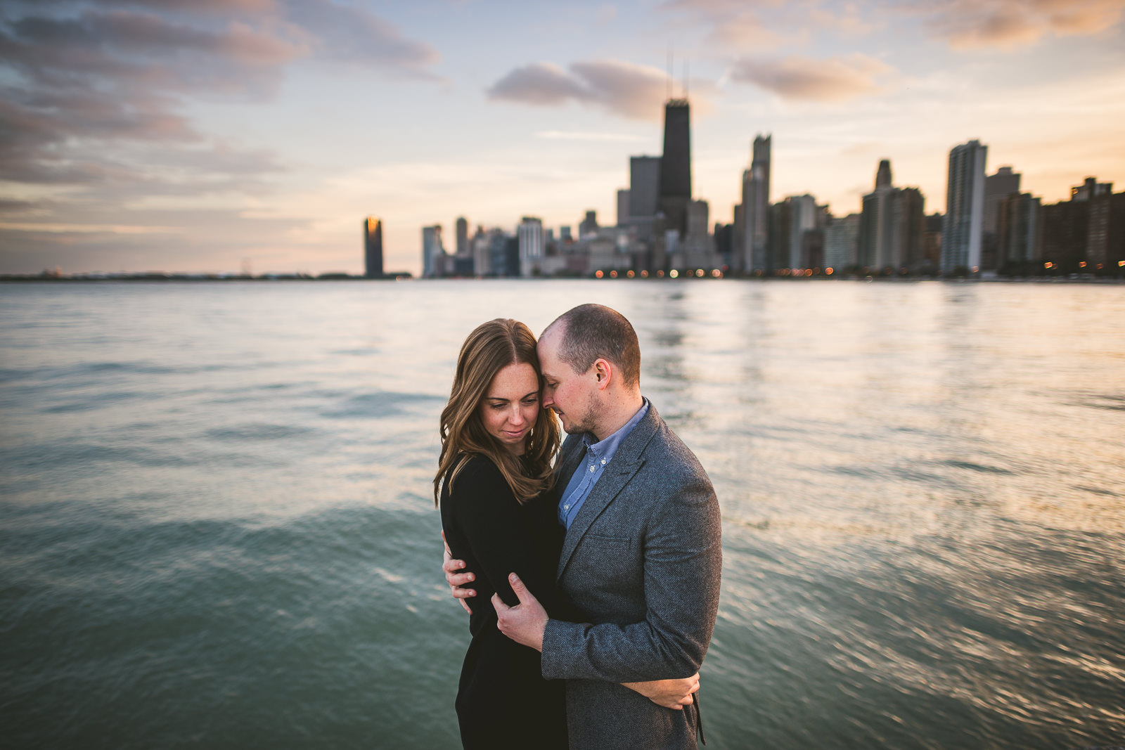 10 chicago engagement session - Chicago Engagement Session // Chelsea + Nick