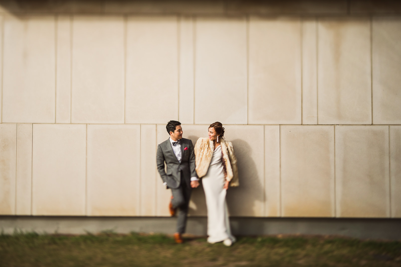 19 chicago wedding photos - Rebecca + Doha // Wedding Photos at Room 1520 Chicago