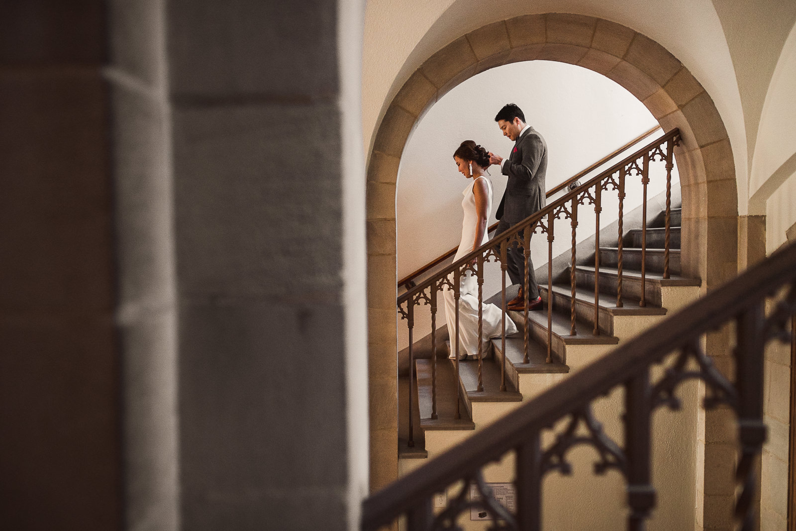 22 best bride and groom photos - Rebecca + Doha // Wedding Photos at Room 1520 Chicago