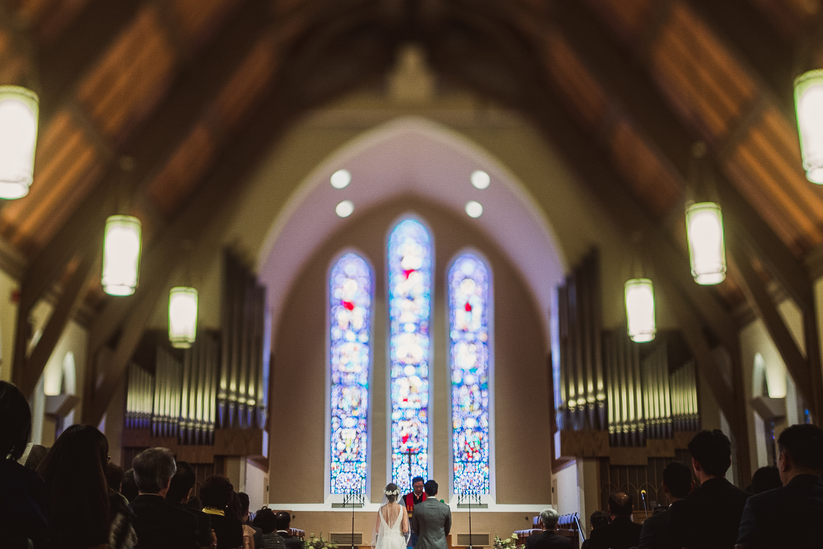 28 church wedding photos - Rebecca + Doha // Wedding Photos at Room 1520 Chicago