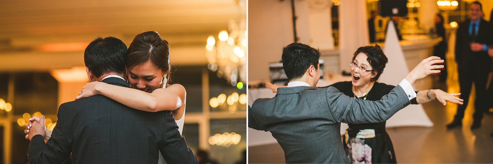 38 wedding reception at room 1520 - Rebecca + Doha // Wedding Photos at Room 1520 Chicago