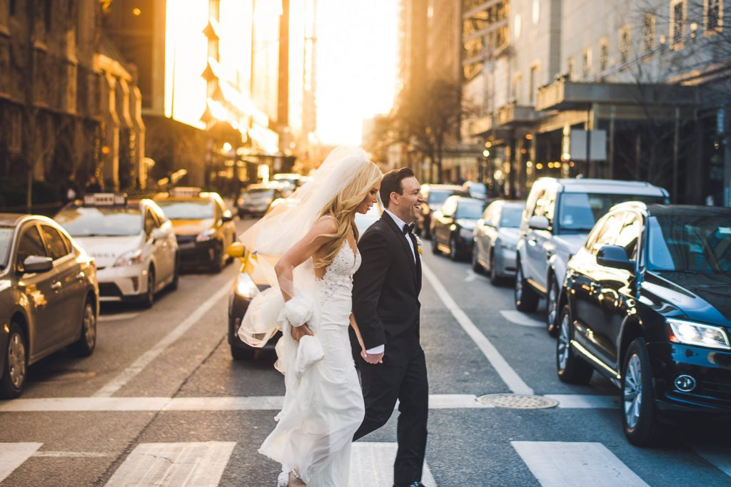 Kayla + Terry // Drake Hotel Chicago Wedding Photos