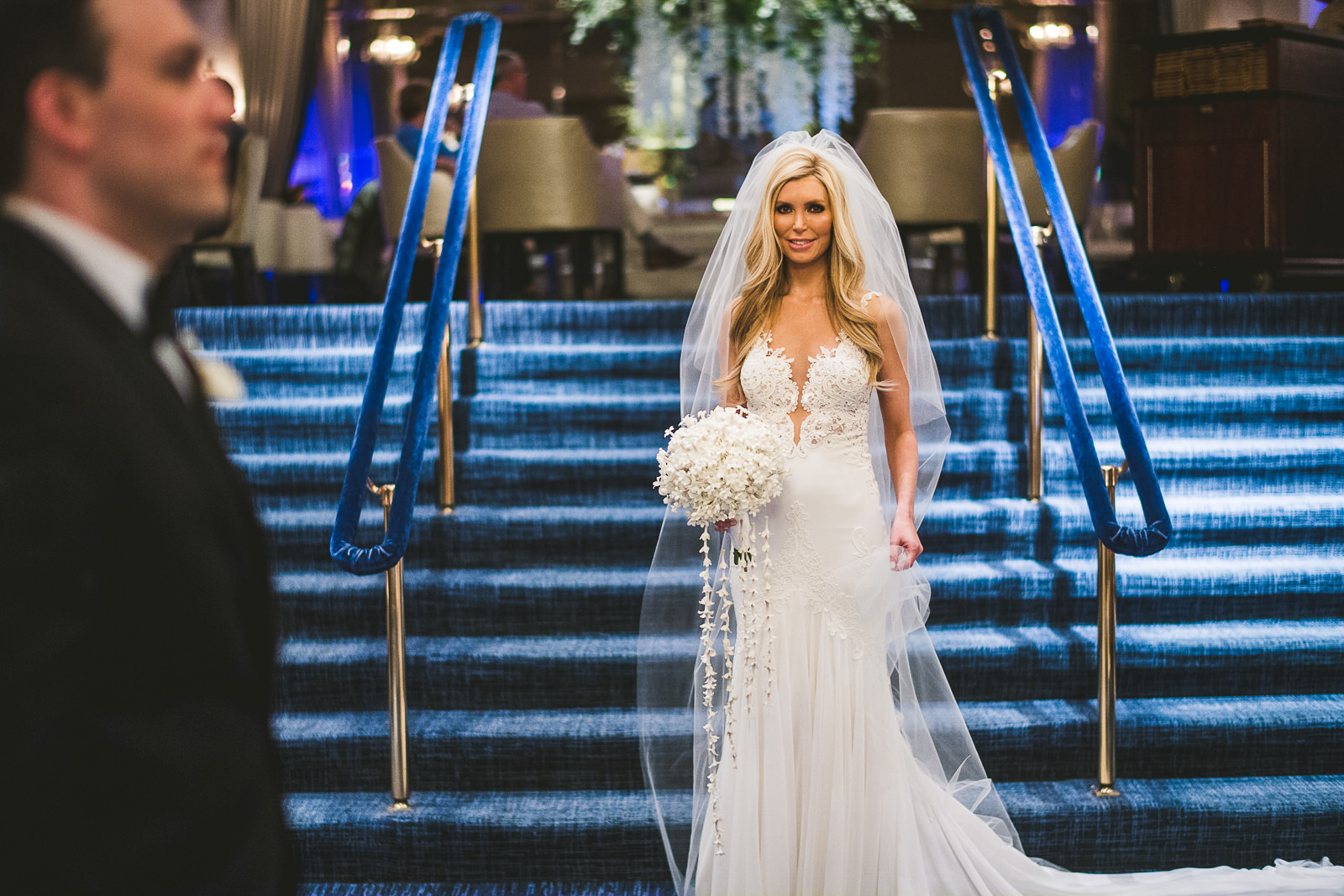 44 drake chicago wedding photos - Kayla + Terry // Drake Hotel Chicago Wedding Photos