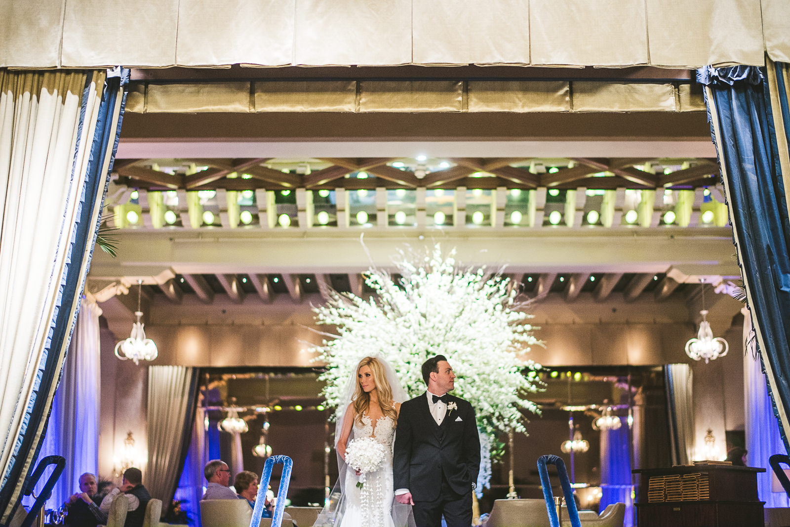 45 chicago drake wedding photos - Kayla + Terry // Drake Hotel Chicago Wedding Photos
