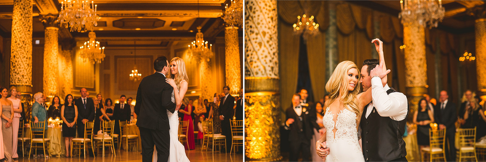 52 best first dance - Kayla + Terry // Drake Hotel Chicago Wedding Photos