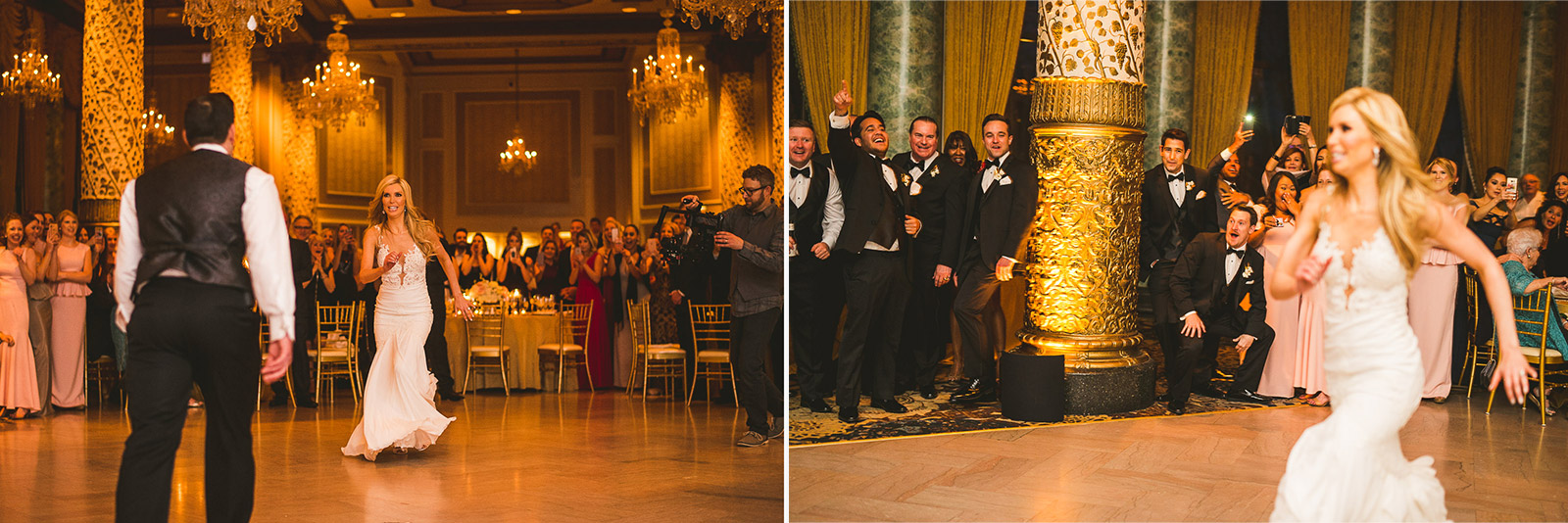 56 chicago wedding photography at the drake - Kayla + Terry // Drake Hotel Chicago Wedding Photos