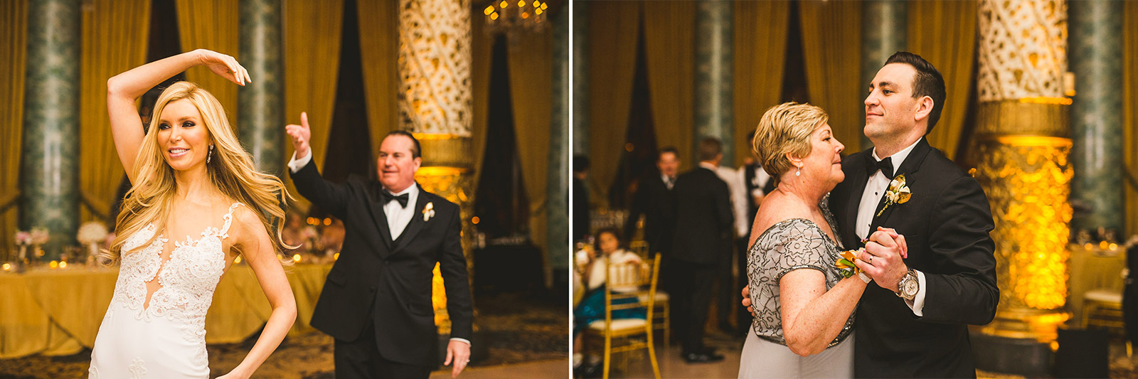 63 parents first dances - Kayla + Terry // Drake Hotel Chicago Wedding Photos