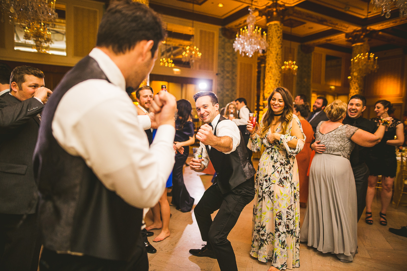 66 best wedding reception photos - Kayla + Terry // Drake Hotel Chicago Wedding Photos