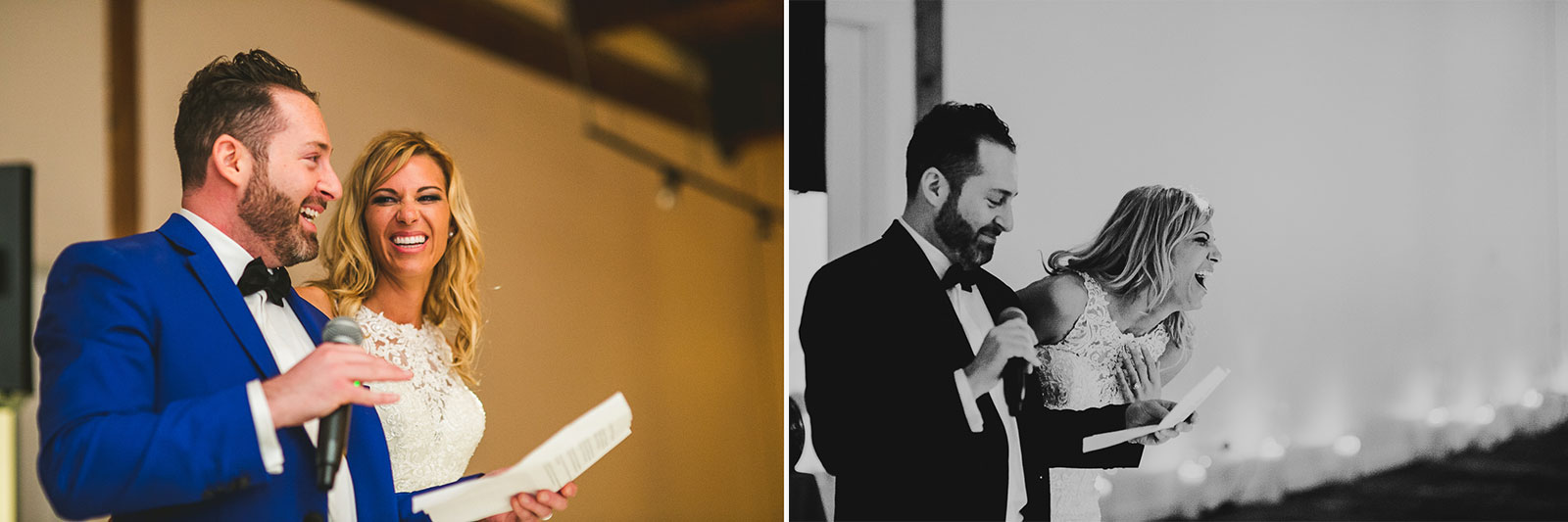 68 how to photograph speeches at wedding - Chicago Wedding Photography at Gallery 1028 // Courtnie + David