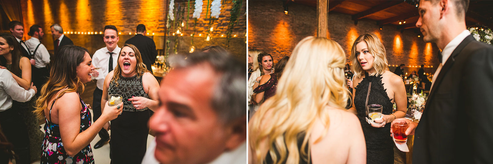 71 wedding reception photography at gallery 1028 - Chicago Wedding Photography at Gallery 1028 // Courtnie + David
