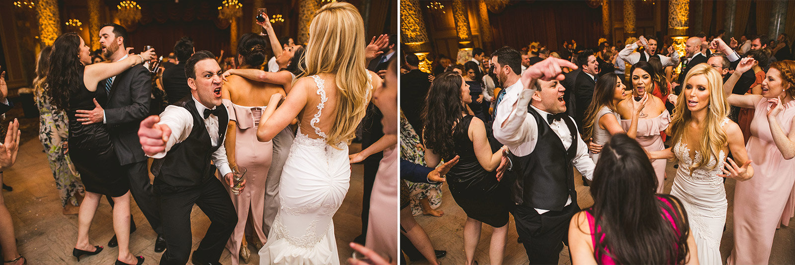74 bride and groom dancing - Kayla + Terry // Drake Hotel Chicago Wedding Photos