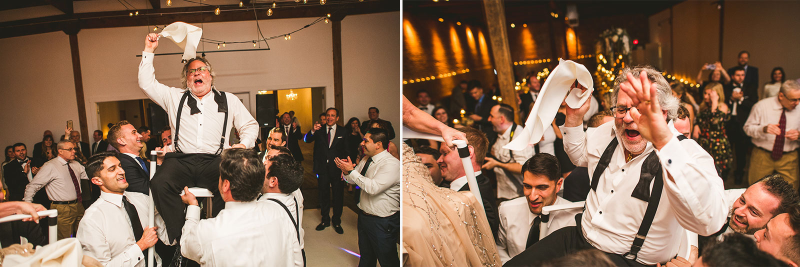81 epic hora at wedding - Chicago Wedding Photography at Gallery 1028 // Courtnie + David