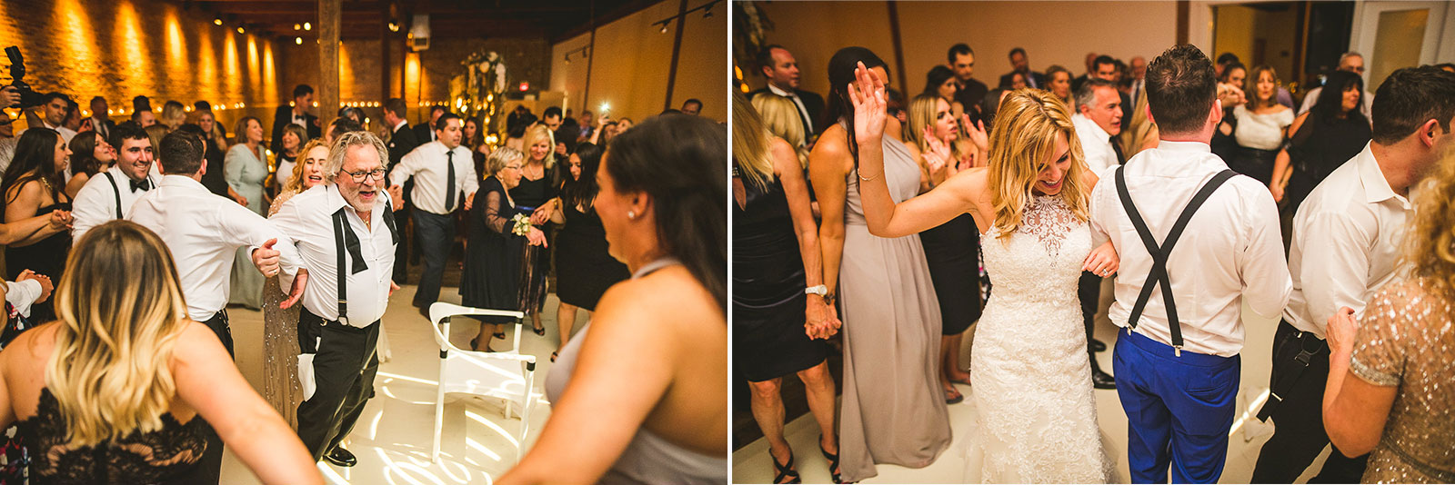 87 amazing wedding photography during reception - Chicago Wedding Photography at Gallery 1028 // Courtnie + David