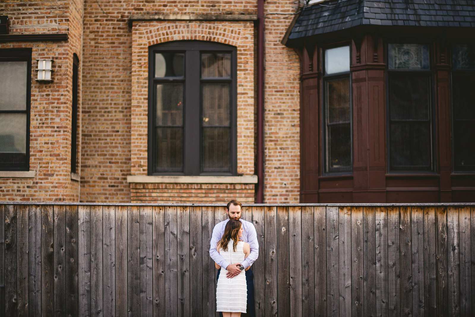 13 best engagement photos - Chicago Skyline Engagement Session Photographer // Rachel + Jared